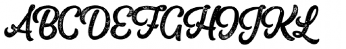 Kingfisher 3 Font UPPERCASE