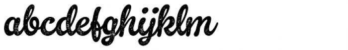 Kingfisher 3 Font LOWERCASE