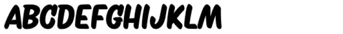 Kingfisher Caps 1 Font LOWERCASE