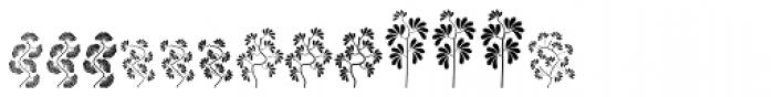 Kings Garden Font UPPERCASE
