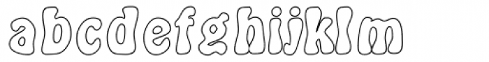 Kings In Disguise Boxcar Font LOWERCASE