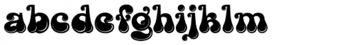 Kingthings Lickorishe Pro Font LOWERCASE