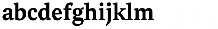Kiperman Bold Font LOWERCASE