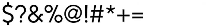 Kirkly Regular Font OTHER CHARS