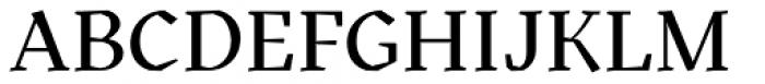Kitsch Medium Font UPPERCASE