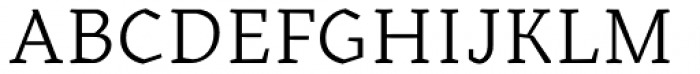 Kitsch Text Book Font UPPERCASE