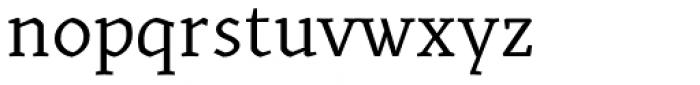 Kitsch Text Regular Font LOWERCASE