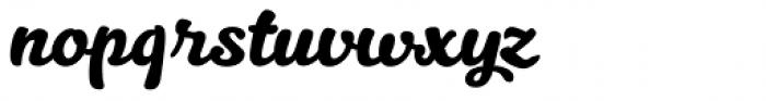 Kitten Swash Font LOWERCASE