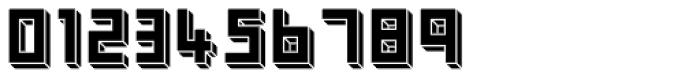 Kiub Squared Solid Font OTHER CHARS