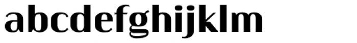Kiyana Display Bold Font LOWERCASE