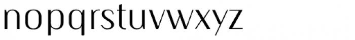 Kiyana Display Light Font LOWERCASE