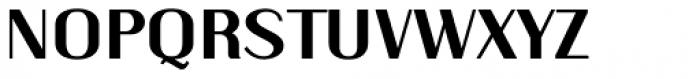 Kiyana Display Semi Bold Font UPPERCASE