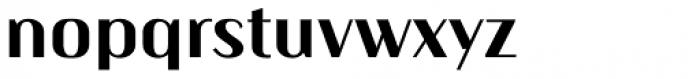 Kiyana Display Semi Bold Font LOWERCASE