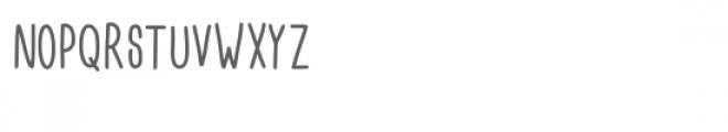 kiwi font Font LOWERCASE