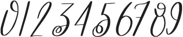 KL Ashleigh Regular otf (400) Font OTHER CHARS