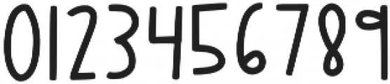 KL Sandcastles Regular otf (400) Font OTHER CHARS
