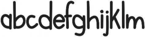 KLBeaches ttf (400) Font LOWERCASE