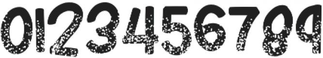 KlGlitterinmyVeins Regular otf (400) Font OTHER CHARS
