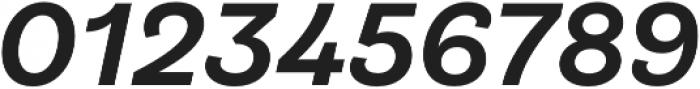 Klainy Medium Italic otf (500) Font OTHER CHARS