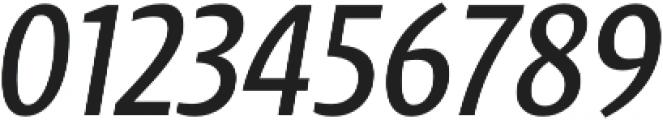 Klaus FY Medium Italic otf (500) Font OTHER CHARS