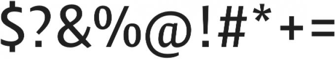 Klaus FY Medium otf (500) Font OTHER CHARS