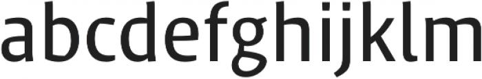 Klaus FY Medium otf (500) Font LOWERCASE