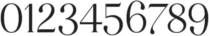 Klausen otf (400) Font OTHER CHARS