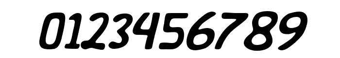 KLAPJO-Italic Font OTHER CHARS