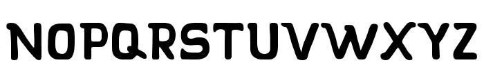 KLAPJO Font LOWERCASE