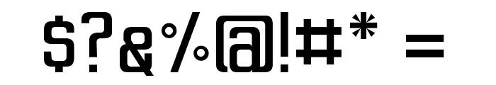 Klapa Font OTHER CHARS