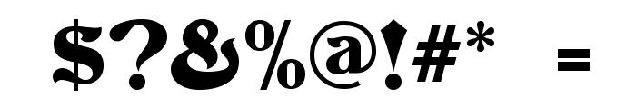 Klarissa Font OTHER CHARS