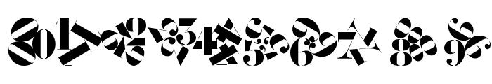 KleidosChaplina Font OTHER CHARS
