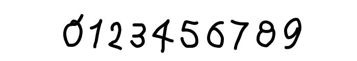 KleinsKrempelTypes Font OTHER CHARS
