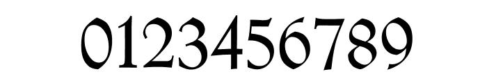 Kleist-Fraktur Font OTHER CHARS