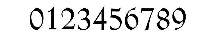 Kleist-FrakturZierbuchstaben Font OTHER CHARS
