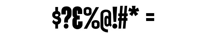 KleptocracyTitlingCd-Bold Font OTHER CHARS