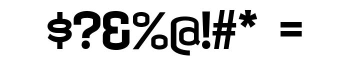 KleptocracyTitlingEx-Bold Font OTHER CHARS
