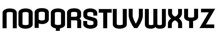KleptocracyTitlingEx-Bold Font LOWERCASE