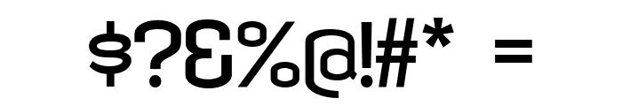 KleptocracyTitlingEx-Regular Font OTHER CHARS