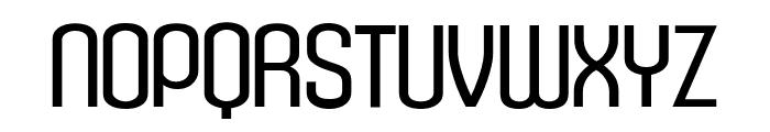 KleptocracyTitlingLt-Regular Font LOWERCASE