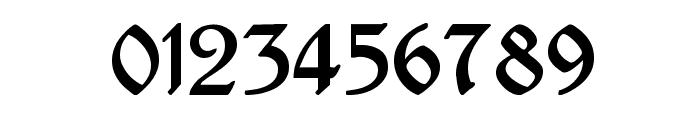 Kleukens-Fraktur Font OTHER CHARS