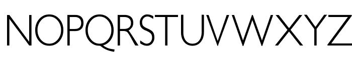 Klill-LightTallX Font UPPERCASE