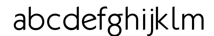 Klill-Light Font LOWERCASE