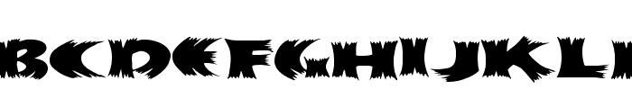 KlitschKOtiqua Font UPPERCASE