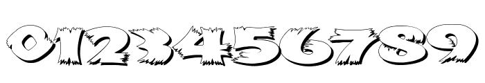 KlitschKOtiquaShadow Font OTHER CHARS