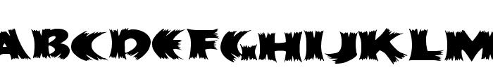 KlitschKOtiqua Font LOWERCASE