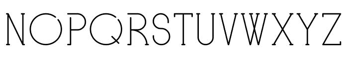 KlubKatz Font UPPERCASE
