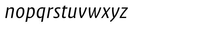 Klaus FY Italic Font LOWERCASE