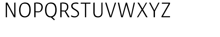 Klaus FY Light Font UPPERCASE