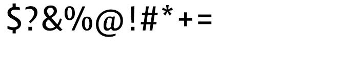 Klaus FY Medium Font OTHER CHARS